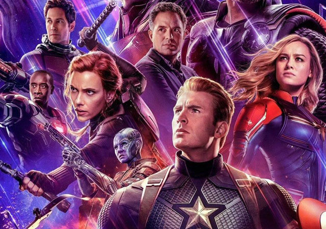 Avengers: Endgame en çok izlenen film oldu!