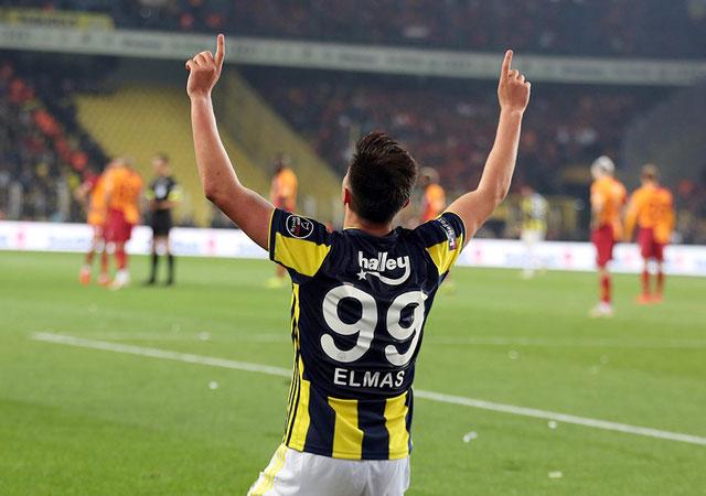 Fenerbahçe'den Elmas'a anlamlı video!