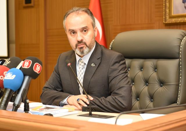 Bursa Büyükşehir Belediye Başkanı Aktaş'tan 30 Ağustos açıklaması