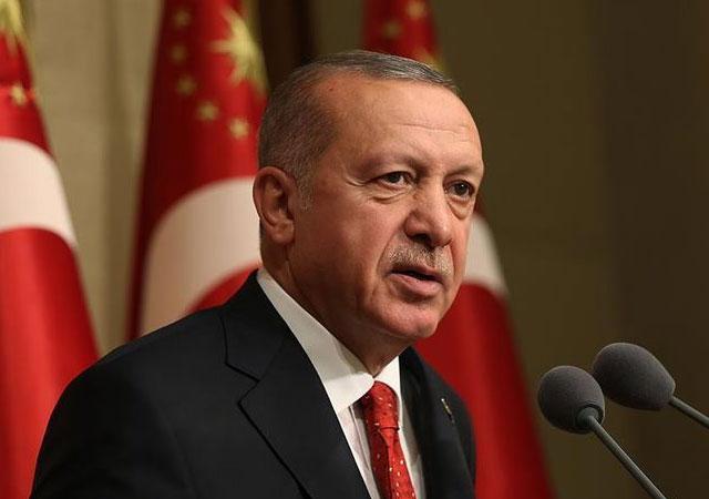 Erdoğan'dan Lozan mesajı: Türkiye haklı davasından vazgeçmez!