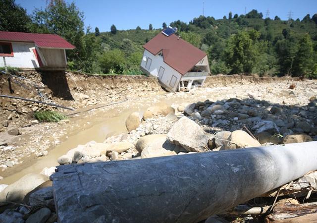 Düzce afet bölgesi ilan edildi