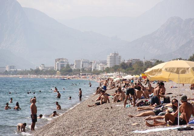 Türkiye'de tatile çıkma oranı düşük!