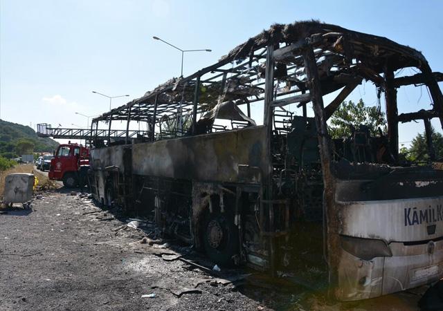 Balıkesir'deki otobüs faciasına ilişkin soruşturmada 2 şoför tutuklandı