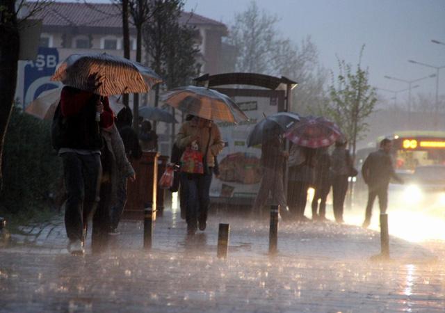 Meteoroloji'den çok sayıda il için yağış uyarısı