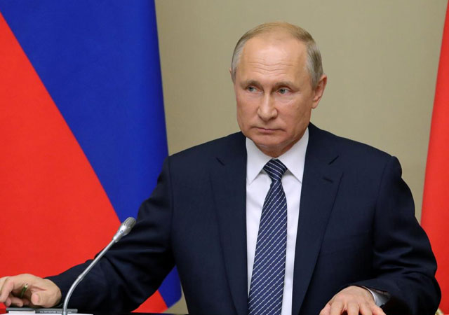 Putin Müslümanların Kurban Bayramı'nı kutladı