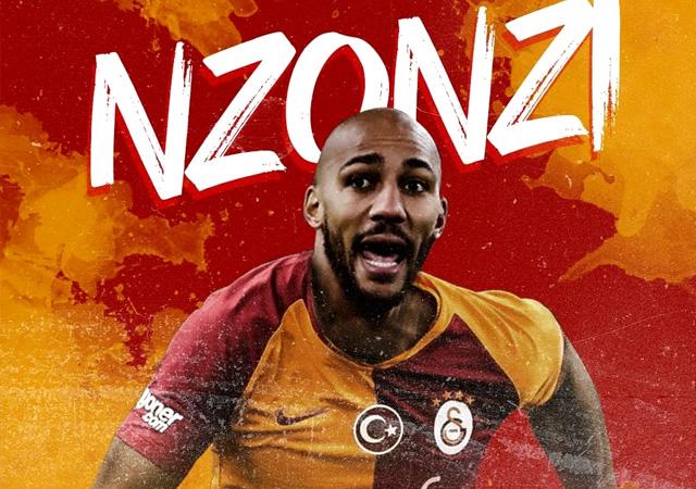 Cimbom transfer bombasını patlattı! Nzonzi Galatasaray'da