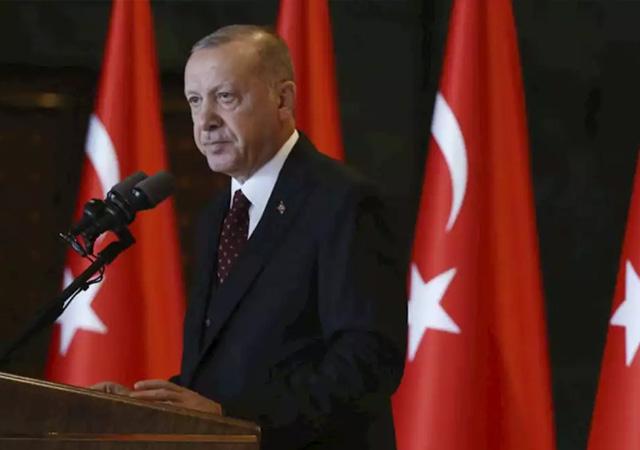 Cumhurbaşkanı Erdoğan'dan '17 Ağustos' mesajı
