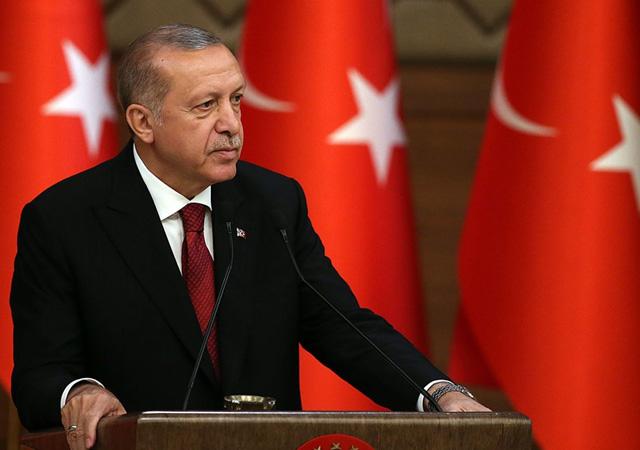 Cumhurbaşkanı Erdoğan'a hakaret ettiği iddia edilen muhtar tutuklandı…