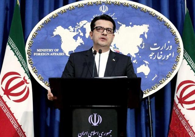 İran Dışişleri'nden ABD'ye 'güvenli bölge' tepkisi