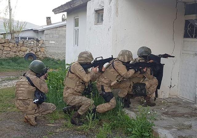 29 ilde PKK operasyonu: 418 gözaltı!