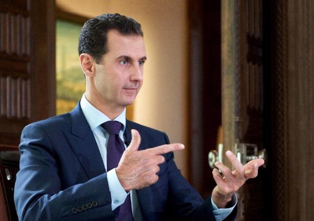 Esad'ın Türkiye için skandal yorumu!