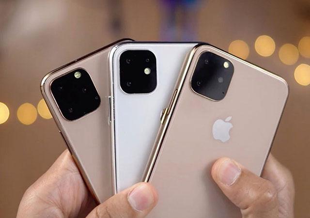 iPhone 11'in kamera üretimine başlandı!