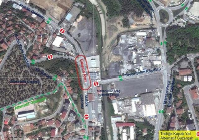 İstanbullular dikkat! Bu yollar 30 gün kapatılacak