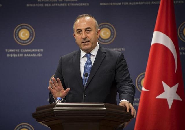 Çavuşoğlu: İsrail'de yine kirli bir oyun oynanıyor