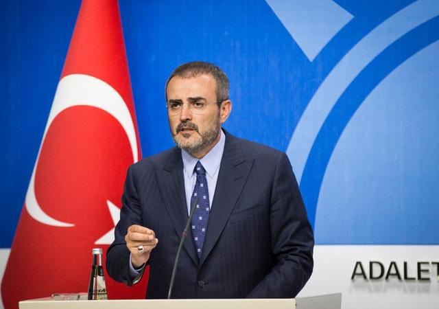 AK Parti'li Mahir Ünal: İhraç talebi olağanüstü bir durum değil