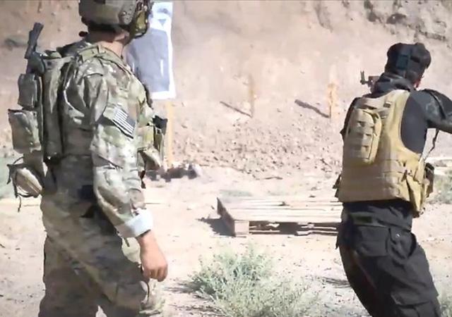 YPG'ye ABD tarafından arazi eğitimi