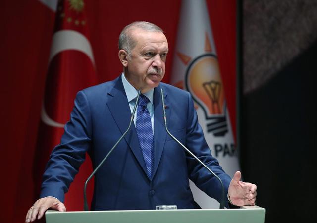 Erdoğan'dan Patriot açıklaması