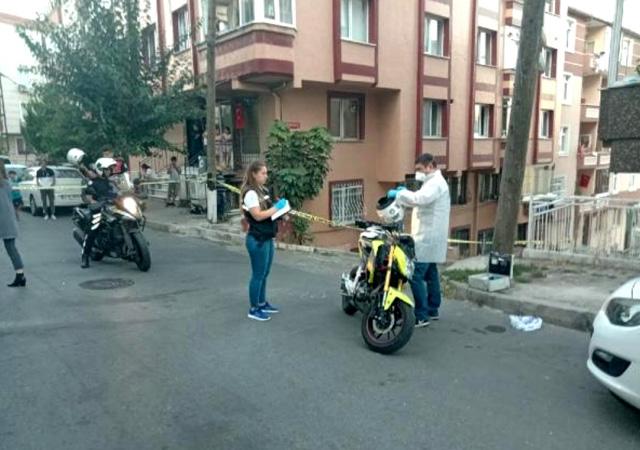Motorsikletli saldırı: 2'si çocuk 7 kişiyi yaralandı
