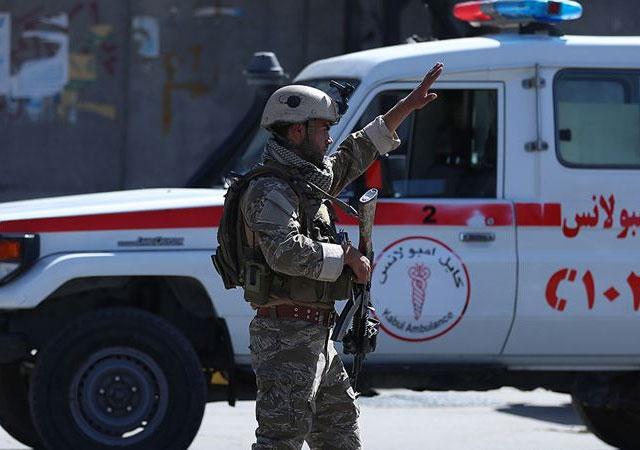 Afganistan'da bombalı saldırı: 20 ölü, 95 yaralı