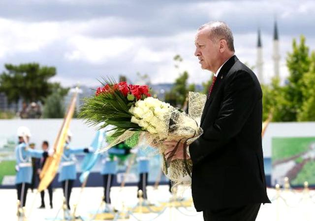Cumhurbaşkanı Erdoğan, ABD'ye gidiyor