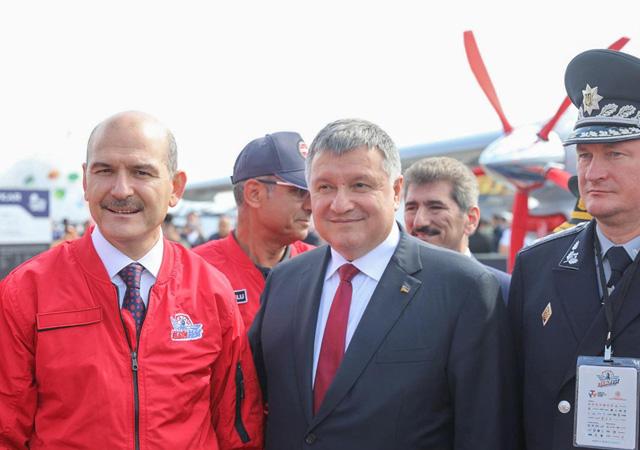 Ukrayna ile Türkiye havacılıkta işbirliğini artırmak için anlaştı