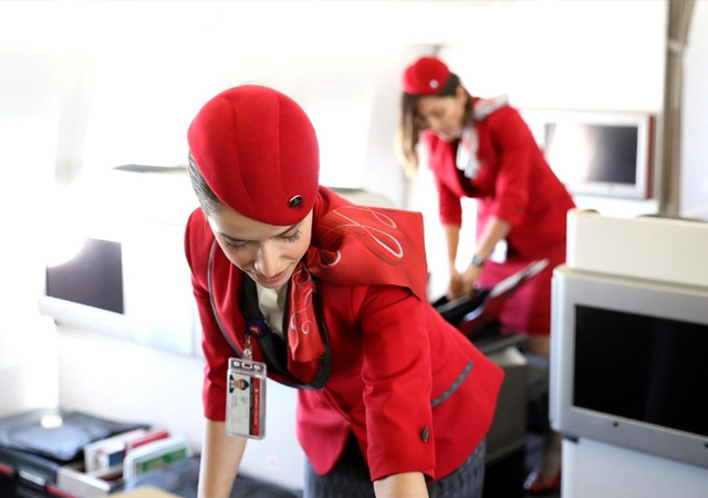 THY 700 yeni kadın kabin memurunu işe alacak
