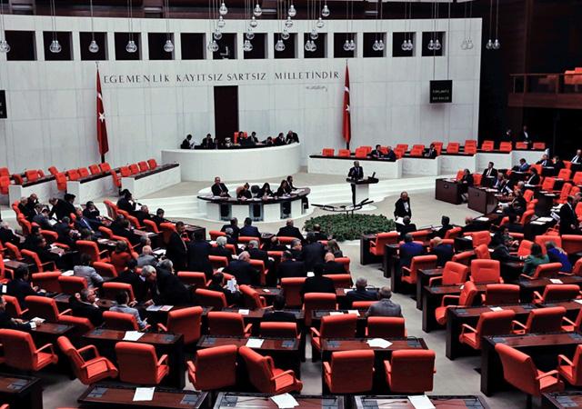 Suriye ve Irak tezkeresi, TBMM Genel Kurulunda kabul edildi