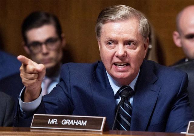 Graham: Kongre'de Erdoğan'a ağır bedel ödetme çabasına liderlik edeceğim