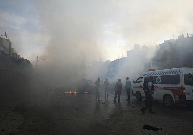 IŞİD, Kamışlı'daki bombalı araç saldırısını üstlendi