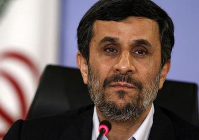 Ahmedinejad, Barış Pınarı Harekatı'na tepki gösterdi