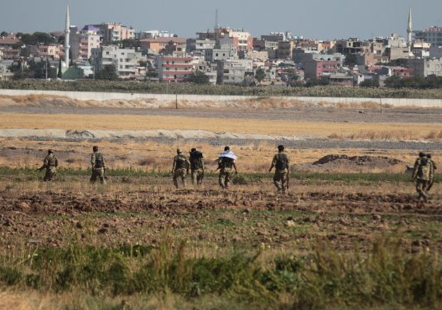 Tel Abyad ilçe merkezi kontrol altına alındı!