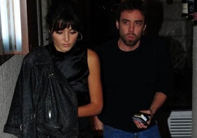 Murat Dalkılıç ve Hande Erçel çiftinin kavgalı gecesi!