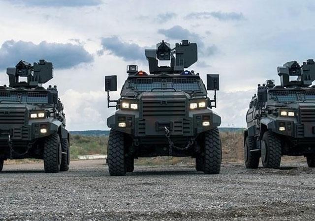 Malezya zırhlı askeri araç üretiminde Türkiye ile çalışacak!