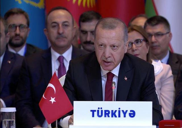 Erdoğan'dan Münbiç açıklaması!
