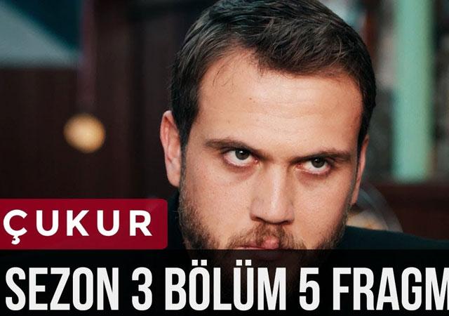Çukur'un 3.sezon 5.bölüm fragmanı yayınlandı!
