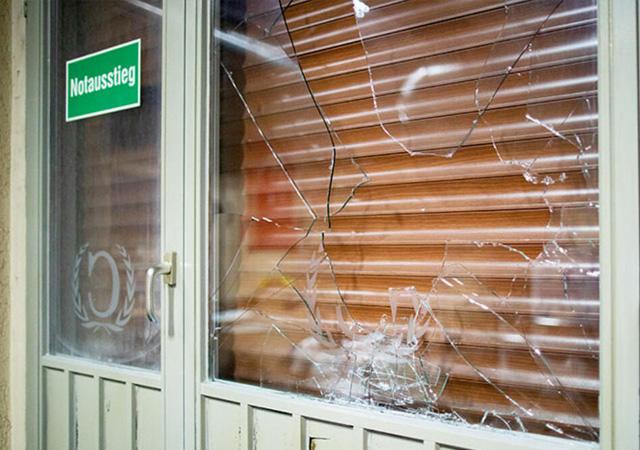 Almanya'daki PKK/PYD yandaşları yine saldırdı!