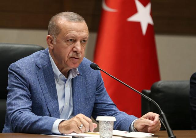 Erdoğan: Trump ateşkes ilan edin dedi, asla ateşkes ilan etmeyiz