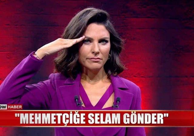 Ece Üner'den asker selamı
