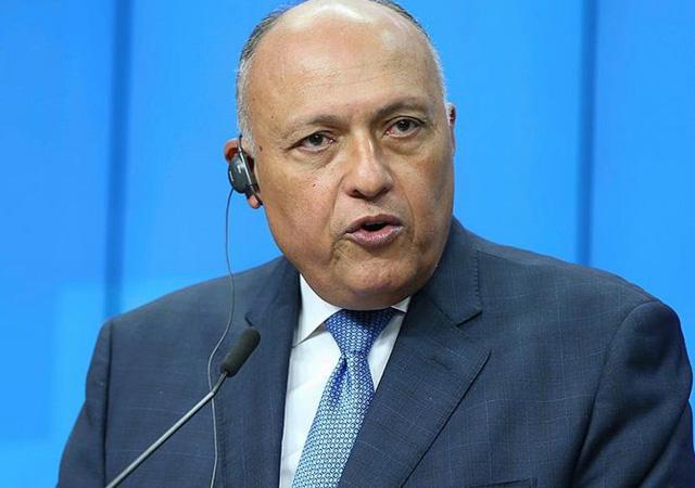Mısır: ABD'nin Türkiye'ye yaptırımlarını memnuniyetle karşılıyoruz
