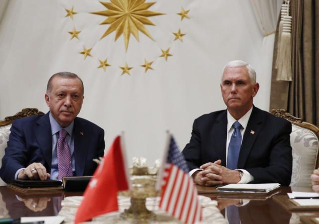 ABD'yle Cumhurbaşkanlığı'nda yapılan görüşmenin detayları