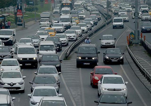 İstanbul'da bazı yollar yarın trafiğe kapalı