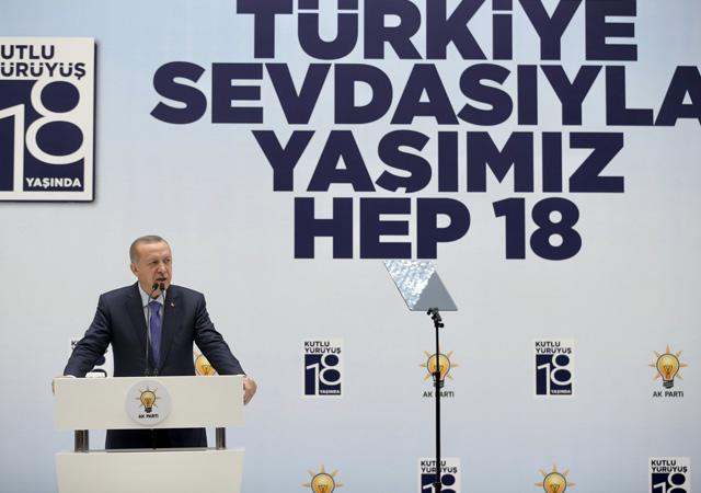 Erdoğan: Allah'ın izniyle bu milleti kimse yenemez