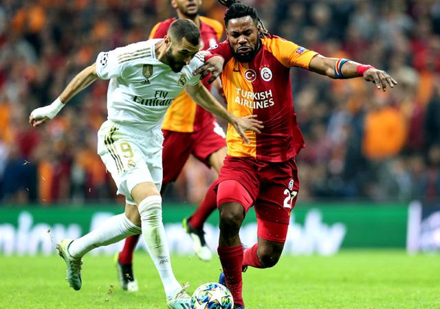 Galatasaray Şampiyonlar Ligi'nde kayıp! 1-0