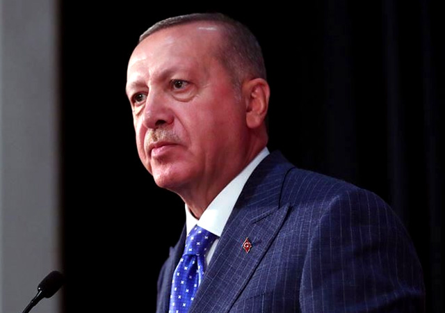 Erdoğan: Putin 'Müsaade etmeyiz' dedi