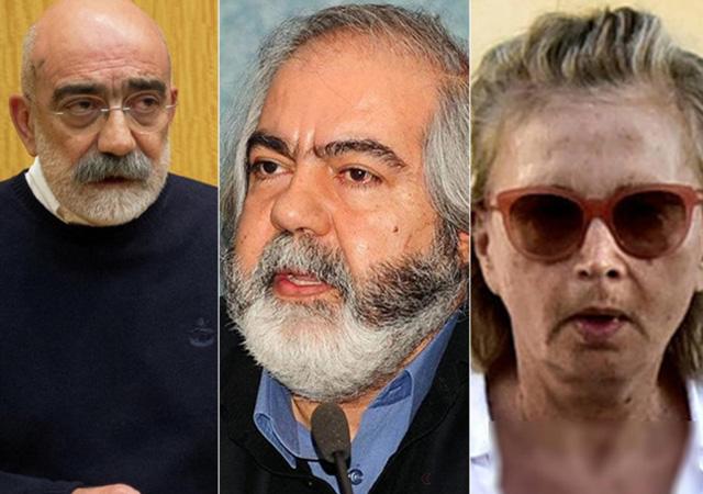 Ahmet Altan ve Nazlı Ilıcak'a tahliye kararı