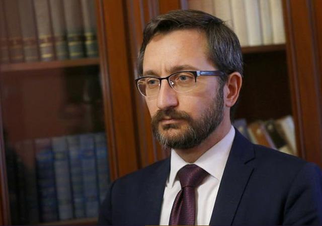 İletişim Başkanı Altun'dan Yüksek İstişare Kurulu toplantısına ilişkin açıklama