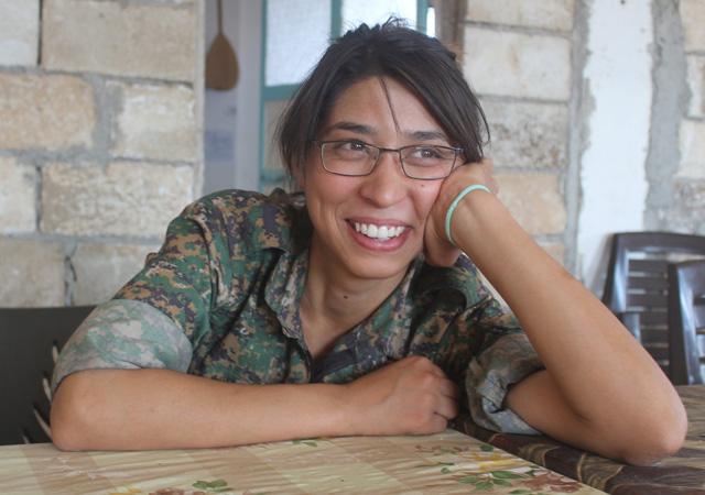 YPG'ye katılan Ceren Güneş öldürüldü