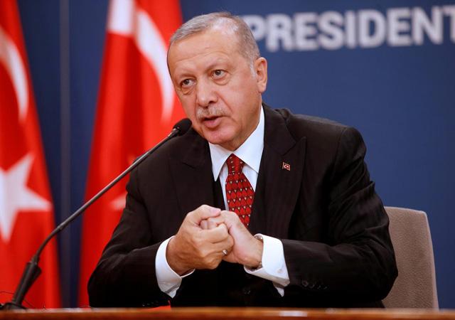 Erdoğan'dan Barış Pınarı Harekatı açıklaması: 8 yıllık planları 8 günde alt ettik
