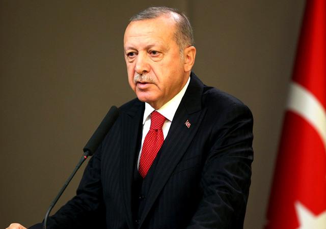 Erdoğan: Mazlum Kobani denilen adamın Bağdadi'den farkı yok