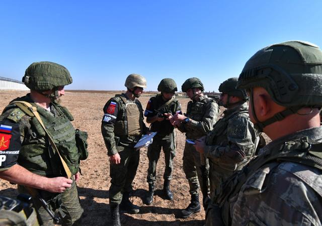 Türkiye - Rusya dördüncü kara devriyesi başladı